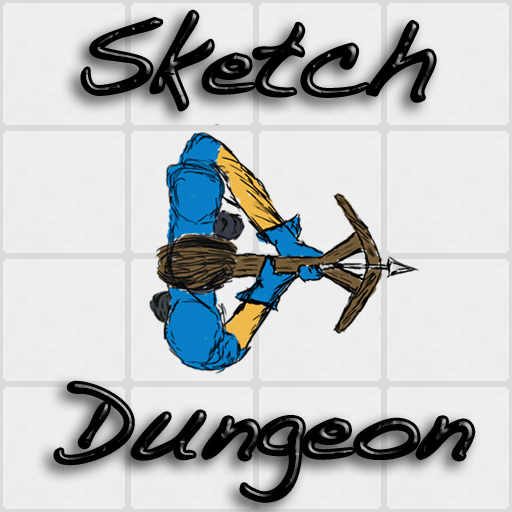 SketchDungeon app icon